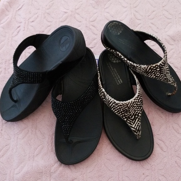 Fitflop Shoes   S Size 8 2 Pairs   Poshmark